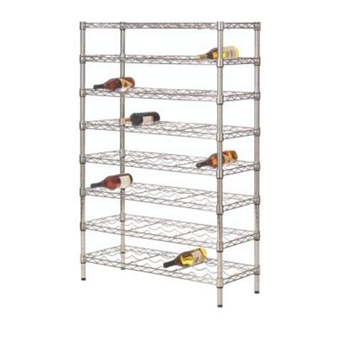 Closetmaid Shelf With Rod Closetmaid Shelf And Rod 6 Ft X 12 In Ventilated Wire