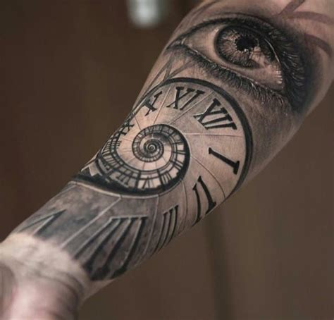 tattoo eye with clock 25 best ideas about eye tattoos on pinterest best