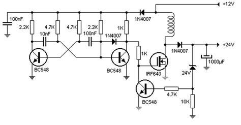 24v inverter circuit diagram 24v to 12v converter wiring diagram 35 wiring diagram