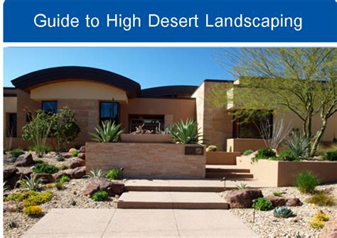 high desert landscaping ideas erikhansen info