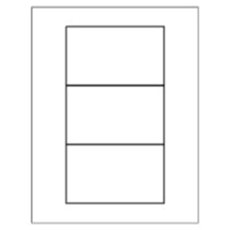 template to print 3x5 index cards free avery 174 template for microsoft 174 word index cards 5388