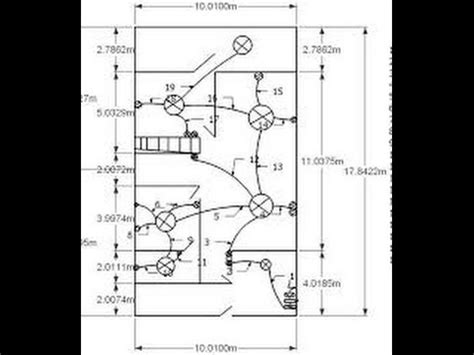 hacer plano como hacer un plano electrico para una casa electrisidad