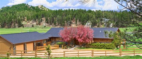 Rock Crest Lodge Cabins Custer Sd by Lodge Cabins Custer South Dakota Rock Crest Lodge Cabins
