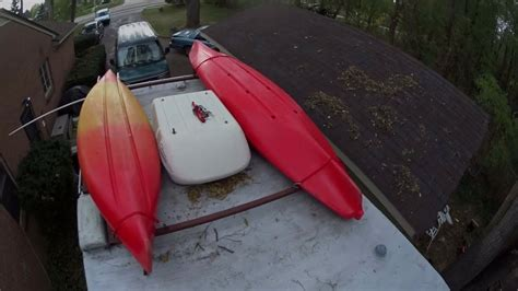 canoes and creativity motorhome kayak roof rack with simple creativity fakrub