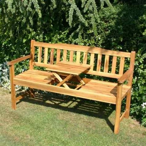 garden bench with table in middle 20 plans for recycled pallet furniture pallet ideas recycled upcycled pallets