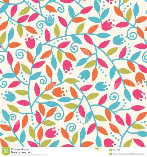 Muster Hintergrund Bunte Niederlassungs Nahtloser Muster Hintergrund Stockfotografie Bild 30477172