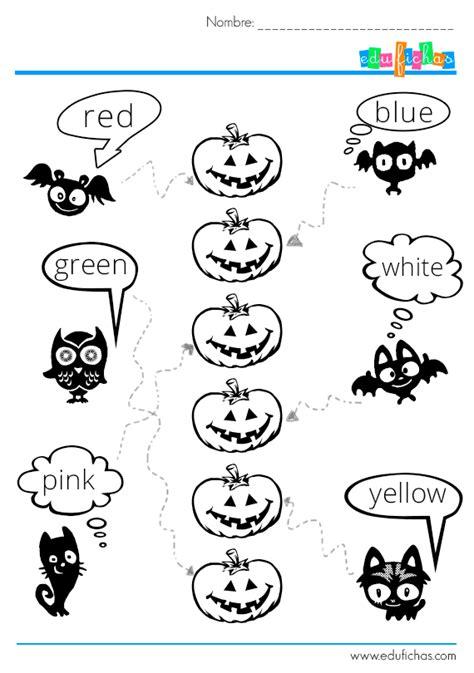 imagenes halloween ingles cuaderno de actividades de halloween pdf actividades