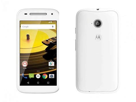 boost mobile android phones motorola moto e 2nd 8gb android smartphone for boost mobile white condition used