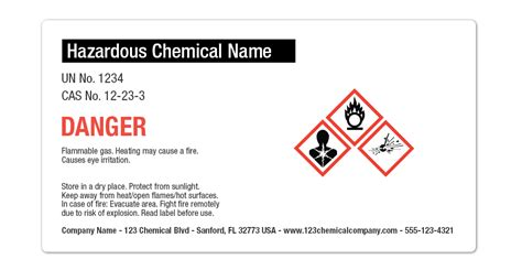 printable osha stickers chemical hazard labels osha pictures to pin on pinterest