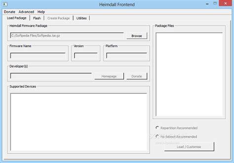 heimdall android freware shareware odin 3 10 6 downloads