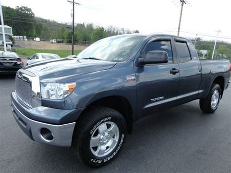 Toyota Tundra Road Capabilities Find Used 2008 Toyota Tundra Cab Trd Road 4x4