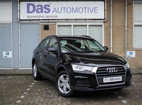 Audi Q3 Kosten by Audi Q3 Tfsi 02 2017 Ingevoerd Uit Duitsland