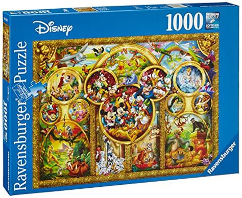 Best Terlaris Puzzle Jigsaw Disney Princess Panorama 1000 Pcs Sni ravensburger jigsaw puzzles the place for ravensburger