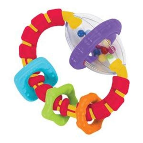 Bright Starts Rattle And Spin bright starts grab spin rattle development toys toys