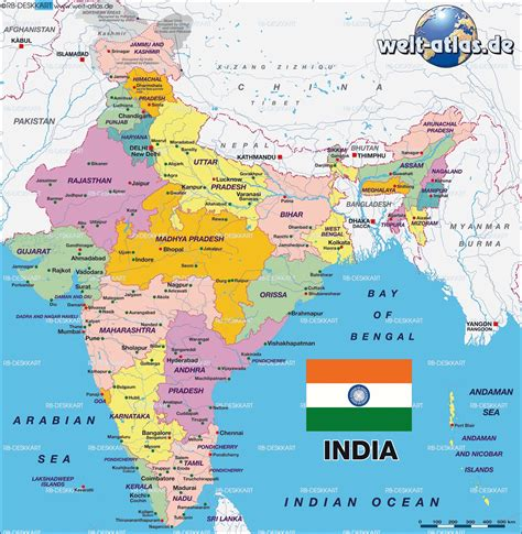 india political map images marco carnovale map of india physical and political