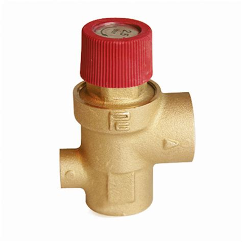 Plumbing Pressure Relief Valve by Pressure Relief Valve 3 4 Quot F F With Pressure Port