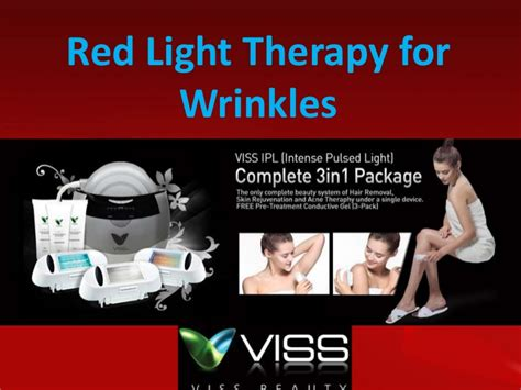 light therapy for wrinkles light therapy for wrinkles