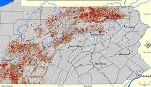 map of fracking in kristen baumlier