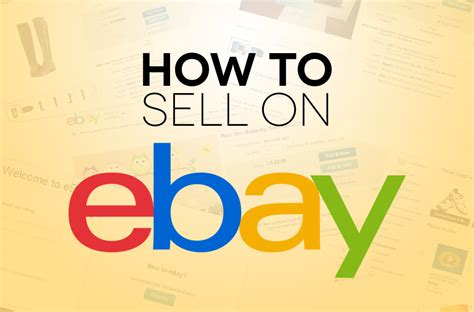 sellers ebay how to sell on ebay on a budget for beginners
