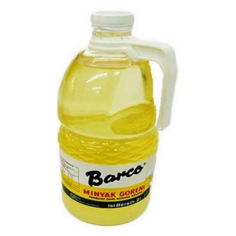 Minyak Goreng Botol Kecil barco coconut botol 2 liter