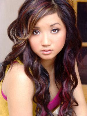 asian stars with bangs brenda song creator tv tropes