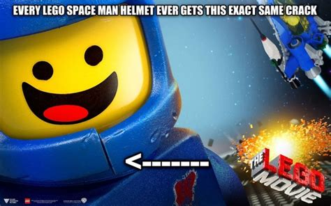 The Lego Movie Meme - saw the lego movie and this little detail really hit me
