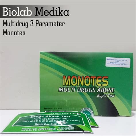 Jual Alat Test Narkoba Jakarta alat test narkoba 3 parameter harga murah biolab medika