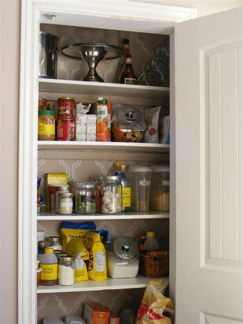 Small Kitchen No Pantry - pantry ideas to help you organize your kitchen