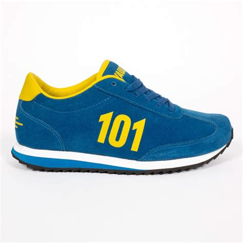 vault sneakers vault 101 sneakers based on the series fallout
