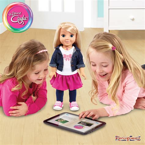 my friend cayla offers my friend cayla interactive doll
