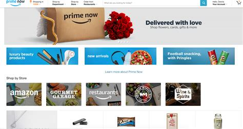 i tried prime now the 2 hour delivery service that s