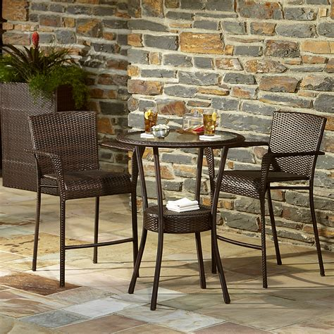 sears ty pennington patio furniture ty pennington style parkside 3 bistro set limited