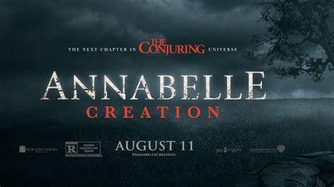 film it pertama sukses dari film pertama annabelle creation raup rp53 m