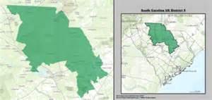 carolina school district map south carolina s 5th congressional district