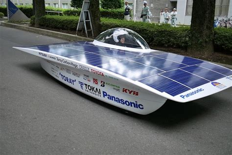 world solar challenge 2014 panasonic is supporting the tokai solar car