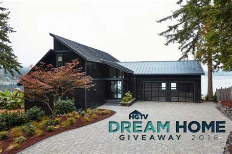 Www Hgtv Dream Home Giveaway - hgtv dream home 2018 location entry pictures diy network