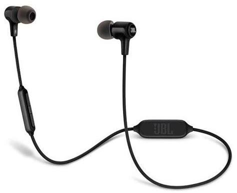 Jbl In Ear Wireless Earphone E25 jbl e25 bt wireless in ear headphones black price review and buy in dubai abu dhabi and rest