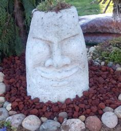 Concrete Planters Seattle by Outdoor Sculpture Sculpture And Easter Island On
