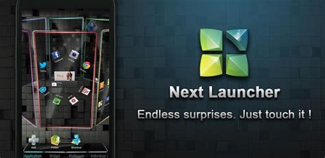 next launcher 3d shell 3 22 apk for android