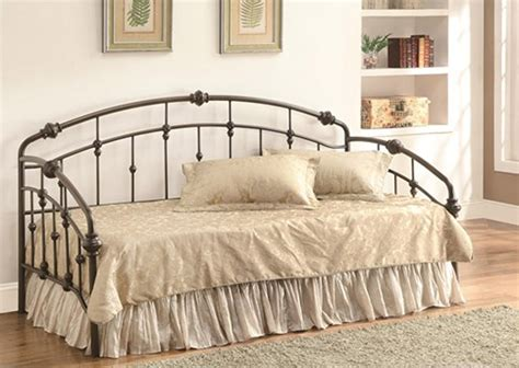 metal day bed coaster 300097 casual metal daybed black metal 300097 at