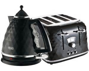 Black Kettle And Toaster Toaster And Kettle Delonghi Toaster And Kettle Set
