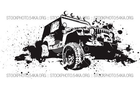 mud truck clip art image gallery jeep mud clip art