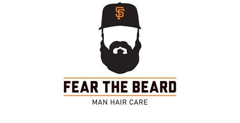 the gallery for gt beard logo fear the beard logo