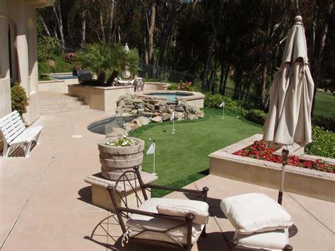 small backyard putting green small backyard putting green backyard putting greens pinterest