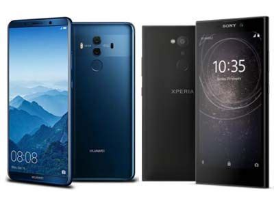 Merk Hp Oppo Yang Sudah 4g 5 hp android pilihan di ces 2018 ponsel 4g murah