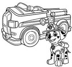 187 disegni da colorare paw patrol