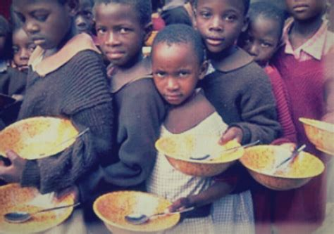 going to bed hungry feed hungry children and families in africa charityconnects