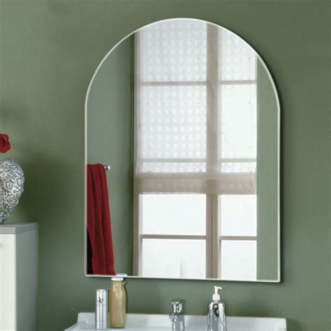 unframed bathroom mirrors 24 x 32 in vertical unframed bathroom mirror dk od b101