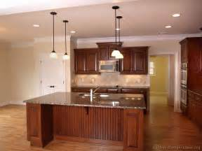 Cherry Kitchen Ideas by Pictures Of Kitchens Traditional Medium Wood Cherry