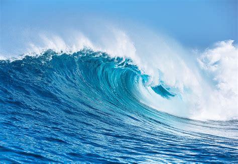 picture ocean nature waves closeup